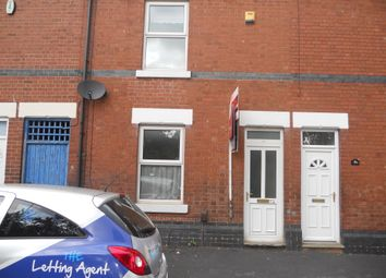 Thumbnail 4 bed shared accommodation to rent in Werburgh Street, Derby