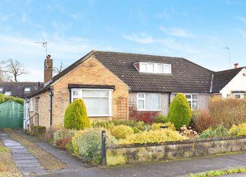 Thumbnail 2 bed semi-detached bungalow for sale in Dale Close, Hampsthwaite, Harrogate