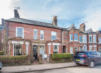 Thumbnail 4 bed terraced house to rent in Cowper Road, Harpenden