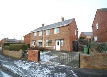 Thumbnail 2 bed semi-detached house for sale in Lime Grove, Shildon