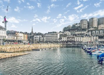 Thumbnail 2 bed flat for sale in Victoria Parade, Torquay