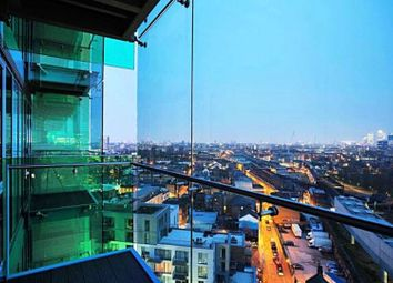 Thumbnail 2 bed flat for sale in 1 Avantgarde Place, London