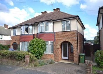 Thumbnail 3 bed semi-detached house for sale in Welbeck Avenue, Tunbridge Wells, Kent