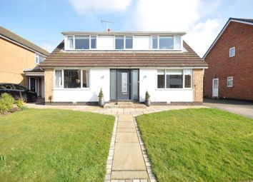 Thumbnail 3 bedroom detached house for sale in Westbourne Avenue, Wrea Green, Preston, Lancashire