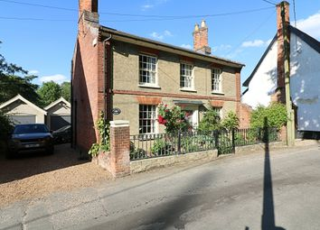 Thumbnail 3 bed town house for sale in Church Hill, Banham, Norwich