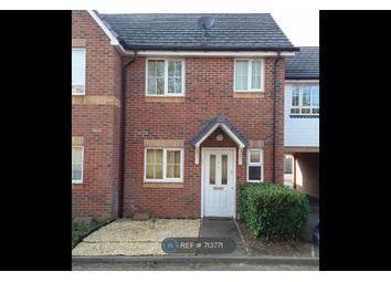 2 bed end terrace house to rent in Silver Birch Way, Farnborough GU14