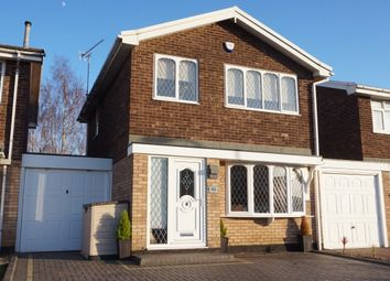Thumbnail 3 bed link-detached house for sale in Briar, Amington, Tamworth