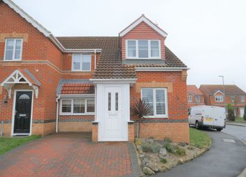 Thumbnail 3 bed semi-detached house for sale in Elliott Way, St. Helen Auckland, Bishop Auckland