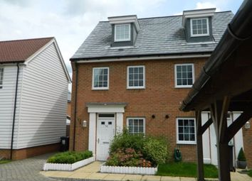 Thumbnail 3 bed semi-detached house to rent in Hazen Road, Kings Hill
