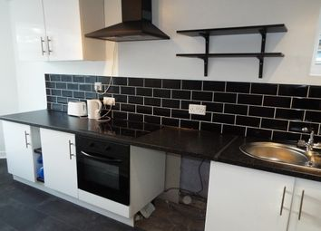 Thumbnail 2 bed flat to rent in Clive Street, Cardiff