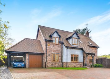 Thumbnail 4 bed detached house for sale in Woburn Road, Heath And Reach, Leighton Buzzard