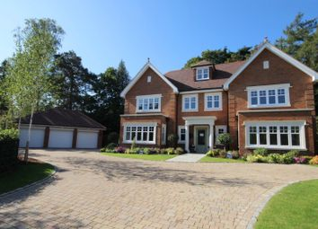 Thumbnail 5 bedroom detached house for sale in Peppard Lane, Henley-On-Thames