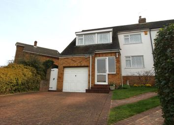 Thumbnail 3 bedroom semi-detached house for sale in Wetheral Drive, Chatham
