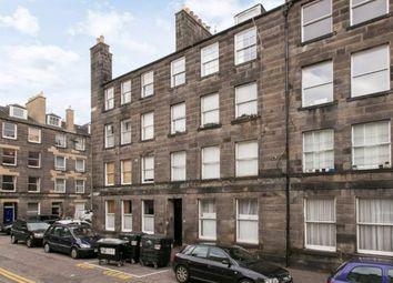 Thumbnail 3 bed flat to rent in Kirk Street, Leith, Edinburgh