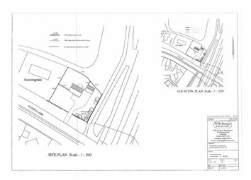 Thumbnail Land for sale in Storth Lane, Broadmeadows, South Normanton, Alfreton
