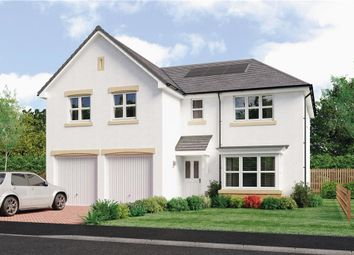 "Thumbnail 5 bed detached house for sale in ""Lockhart"" at Lasswade Road, Edinburgh"