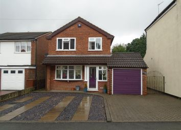 Thumbnail 3 bed detached house for sale in Stafford Street, Heath Hayes, Cannock