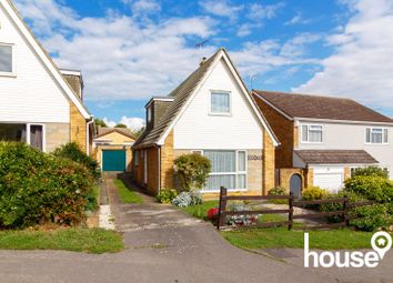 Thumbnail 3 bed detached bungalow for sale in Whybornes Chase, Minster On Sea, Sheerness