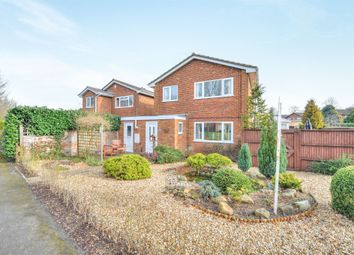 Thumbnail 3 bed detached house for sale in Richmond Way, Newport Pagnell