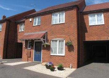 Thumbnail 4 bed detached house to rent in Applebees Meadow, Hinckley