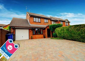 Thumbnail Detached house for sale in Morston Drive, Newcastle