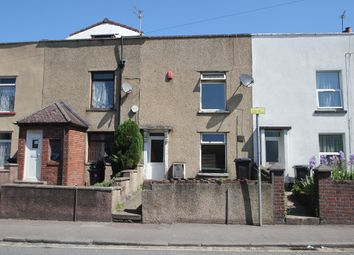 Thumbnail 2 bed terraced house for sale in Bell Hill Road, St George, Bristol