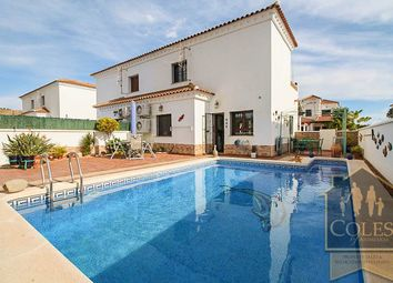Thumbnail 3 bed semi-detached house for sale in Lago Azul, Cuevas Del Almanzora, Almería, Andalusia, Spain