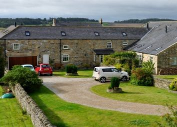 Thumbnail 5 bed barn conversion for sale in Beechtree Barn, Laker Hall, Newton, Northumberland.