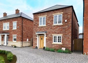 Thumbnail 4 bed detached house to rent in Hospital Cottages, London Road, Bracebridge Heath, Lincoln