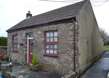 Thumbnail 2 bed bungalow to rent in Llanybri, Carmarthen
