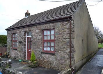 Thumbnail 2 bedroom bungalow to rent in Llanybri, Carmarthen