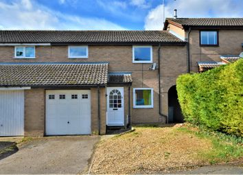 Thumbnail 3 bed terraced house for sale in Redcot Gardens, Stamford
