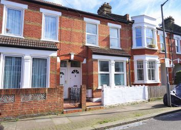 Thumbnail 4 bed terraced house to rent in Balvernie Grove, London