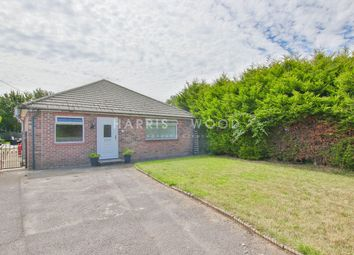 Thumbnail 3 bed detached bungalow for sale in Point Clear Road, St Osyth, Clacton-On-Sea