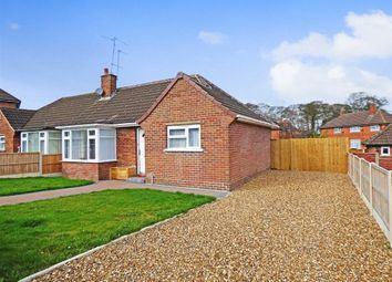 Thumbnail 2 bedroom semi-detached bungalow for sale in Higher Ash Road, Talke, Stoke-On-Trent