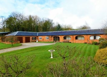 Thumbnail 3 bed barn conversion for sale in Tixall Court, Tixall, Stafford