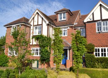 Thumbnail 4 bed terraced house for sale in Oakfield Close, Amersham