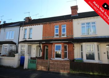2 bed terraced house for sale in Connaught Road, Aldershot, Hampshire GU12