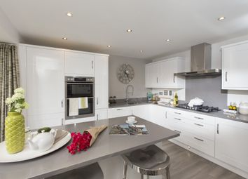 """Thumbnail 5 bed detached house for sale in """"Warwick"""" at Halse Road, Brackley"""