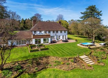 Thumbnail 5 bed property for sale in Hascombe Road, Godalming