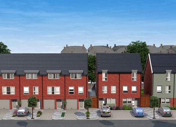 Thumbnail 3 bed terraced house for sale in Plot 23 'austin Mews', Austin Canons, Kempston