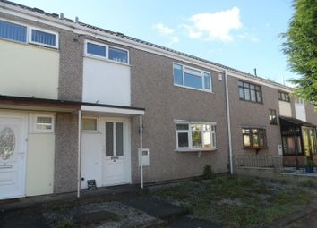 Thumbnail 3 bed terraced house for sale in Raphael Close, Whoberley, Coventry