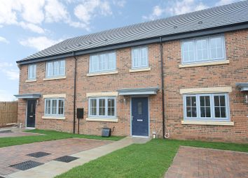 Thumbnail 3 bed terraced house for sale in Furrow Grange, Acklam, Middlesbrough