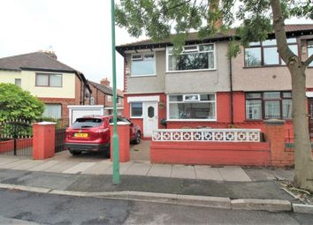 Thumbnail 3 bed property for sale in Brooklands Avenue, Waterloo, Liverpool