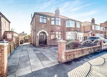 Thumbnail 3 bedroom semi-detached house for sale in Ellesmere Street, Swinton, Manchester, Greater Manchester