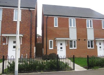 Thumbnail 2 bed semi-detached house for sale in St. Vincent Crescent, West Bromwich