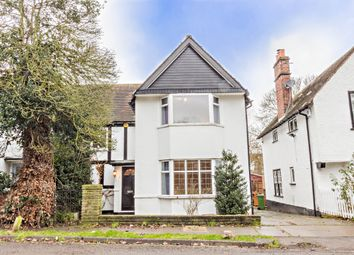 Thumbnail 4 bed semi-detached house to rent in Village Road, Mill Hill East, London
