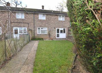 Thumbnail 3 bed terraced house for sale in Elder Way, Monkswood, Stevenage, Herts