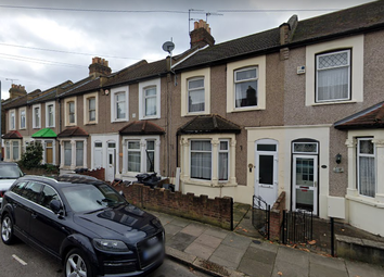 Thumbnail 3 bed terraced house to rent in Hunter Road, Ilford, Barking, Essex