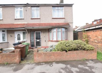 Thumbnail 3 bed end terrace house for sale in Merten Road, Chadwell Heath, Romford